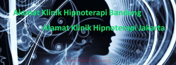 Alamat Klinik Hipnoterapi