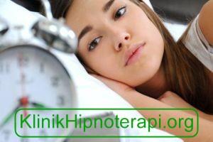Hipnoterapi susah tidur malam
