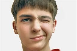 Sindrom Tourette Tic Facialis