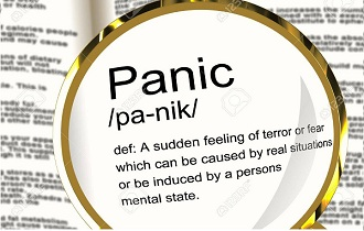 Hipnoterapi Serangan Panik
